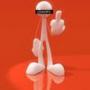 Прикольна картинка для аватарки из категории 2d-3d #39
