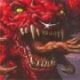 Оригинальная автрака из категории Драконы #1140