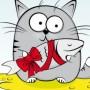 Крутая автрака из категории Коты и кошки #3571
