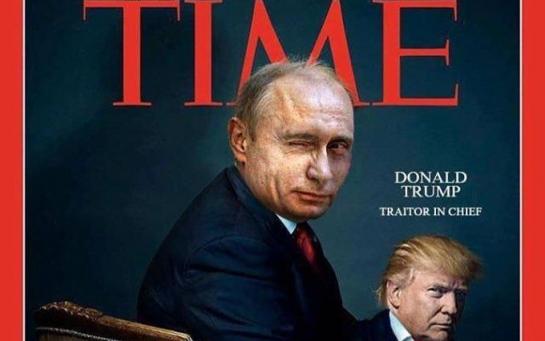 Почему Трамп до сих пор звонит Путину