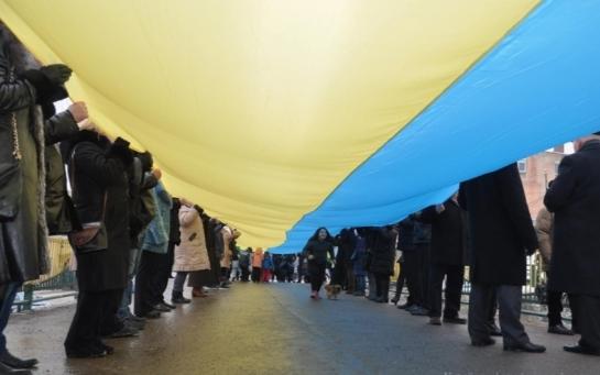 Украина живет в трагическое время, но есть люди, которым оно интересно