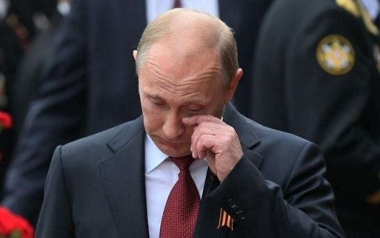 Путин должен быть немедленно арестован