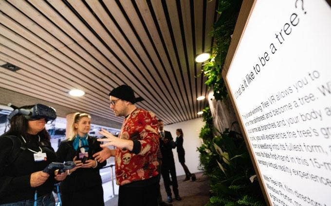 Давос поширює приклади колективних вирішень глобальних проблем