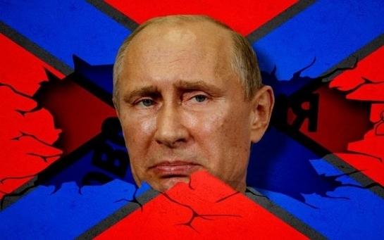 """Путин отправляет на тот свет """"героев """"Новороссии"""""""