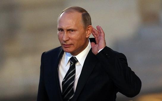 Надо просто спрашивать у Путина: а кто ты такой?