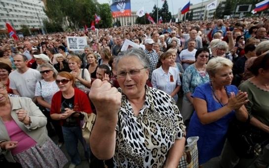 """О том, почему нет никакого """"Народа Донбасса"""""""