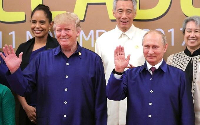 Готовимся квстрече Трампа сПутиным