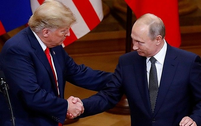 США—  РФсегодня