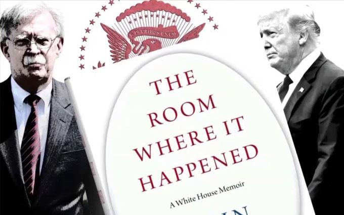 Книга экссоветника Трампа понацбезопасности выходит ужезавтра