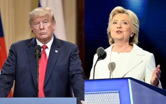 Принципиальная разница между Трампом и Хиллари