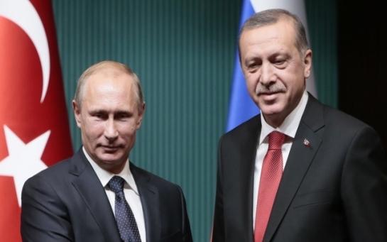Путин и Эрдоган сошлись насчет Украины, но Киев уже отвел угрозу