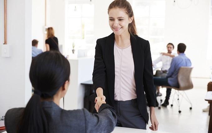 Успех насобеседовании зависит отвпечатления, которое выпроизводите