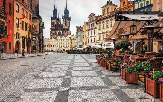 Чек-лист: что нужно сделать и увидеть в Праге