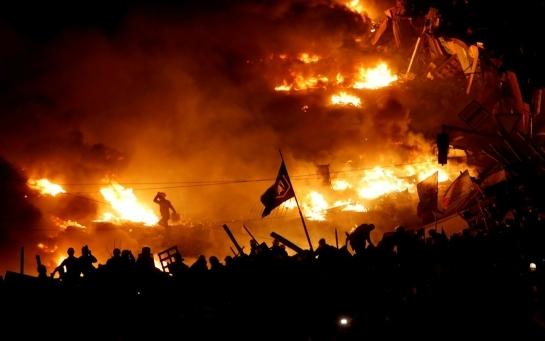Революция в Украине: для победы нужны три вещи