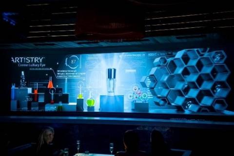Компания Amway представила революционный крем  ARTISTRY LuXury