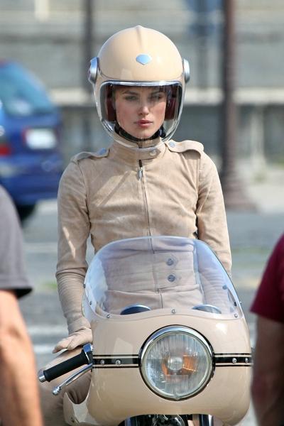 Кира Найтли снялась в фильме для Chanel