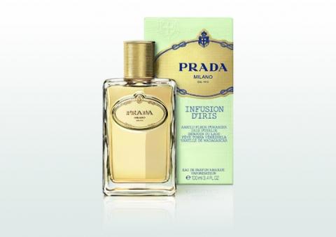 Prada представила новый аромат Infusion d'Iris Absolue