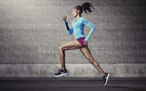Положительные свойства бега