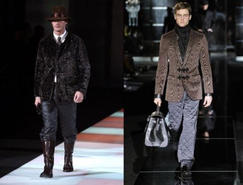 Громкий скандал на Неделе Моды в Милане: Armani vs D&G