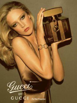Первый и новый аромат от Gucci