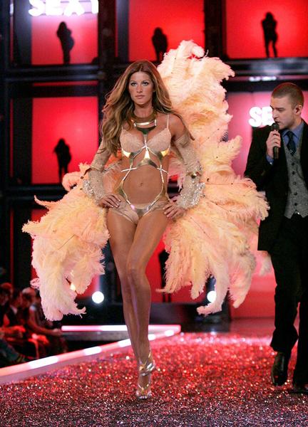 Мариса Миллер – главная звезда шоу Victoria's Secret