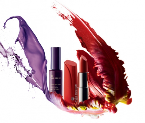 «Ив Роше» представил новую коллекцию макияжа «Энергия контрастов»