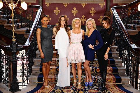 Группа Spice Girls воссоединяется