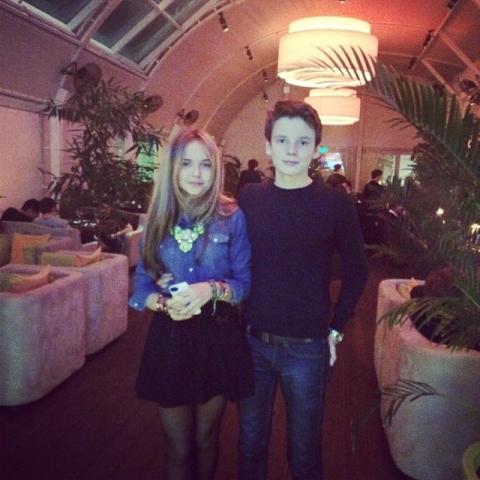 Дела семейные: сын Валерии встречается с дочерью Дмитрия Маликова?