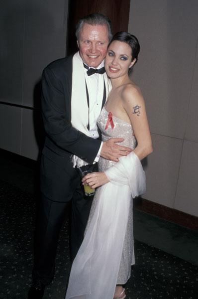 Анджелина Джоли простила отца