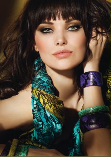 Make Up For Ever выпустил коллекцию макияжа Wild & Chic