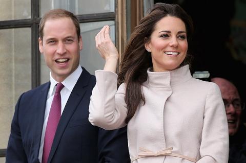 Это мальчик! Принц Уилльям и герцогиня Кэтрин стали родителями