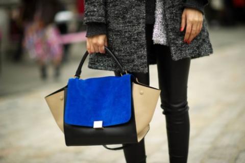 Как носят сумки гермес