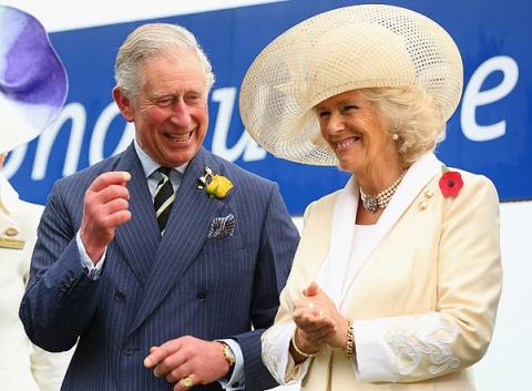 Принц Чарльз и герцогиня Камилла: восьмая годовщина свадьбы