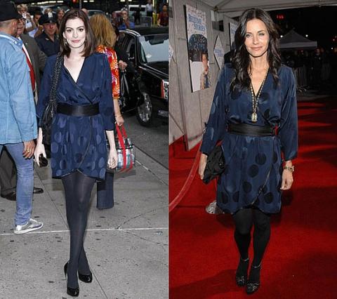 Платье Marc Jacobs - кому идет больше?