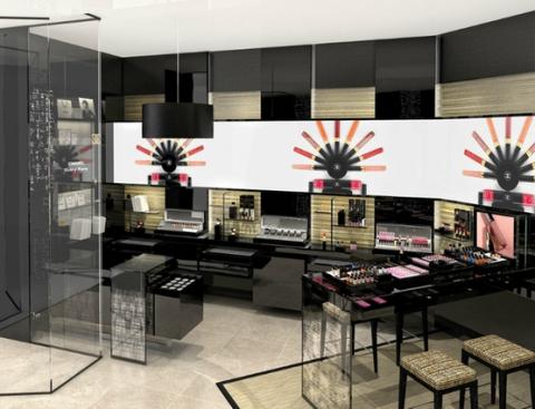 В Москве откроется первый в Европе бьюти-бутик  Chanel