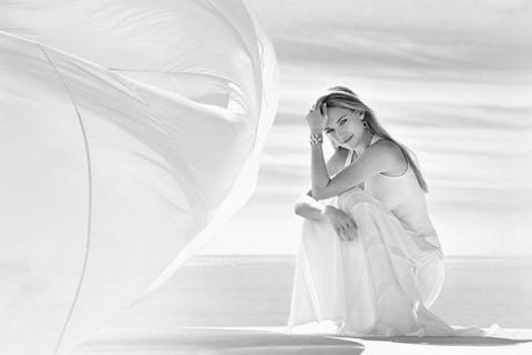 Кейт Хадсон для Ann Taylor: рекламная кампания и лукбук коллекции