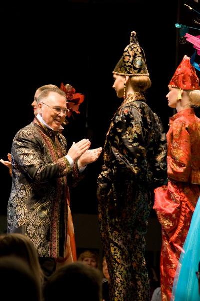 Международный фестиваль искусства и моды  «Русские сезоны в Париже, 100 лет. Посвящение»
