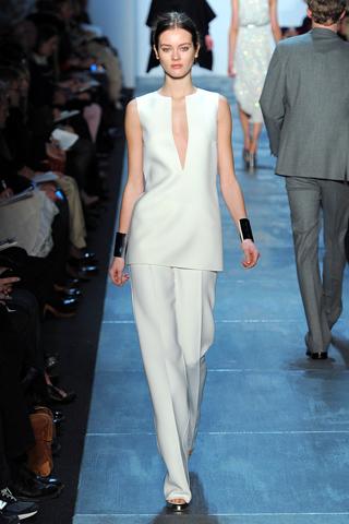 Безупречная женственность Michael Kors на Неделе моды в Нью-Йорке