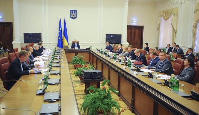 Премьер проведет заседание правительства