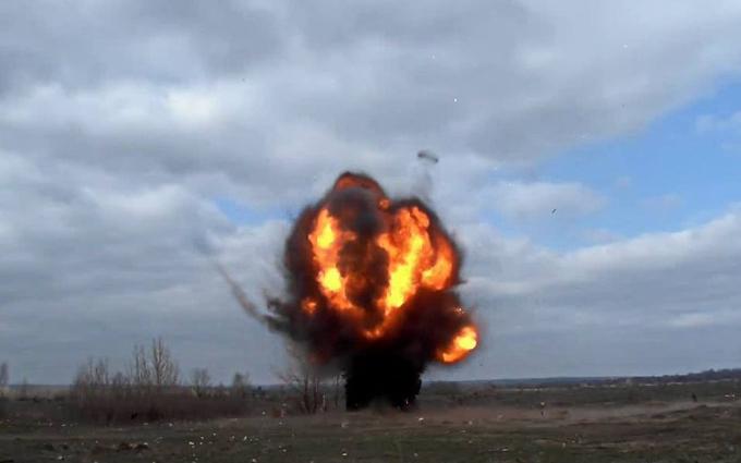 Боевики концентрируют огонь на Донецком направлении: видео штаба АТО