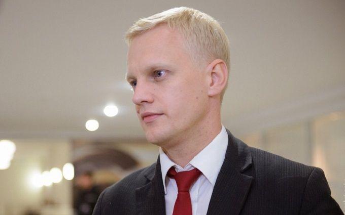 Шабуніну оголосили підозру: антикорупціонеру загрожує до 3 років ув'язнення