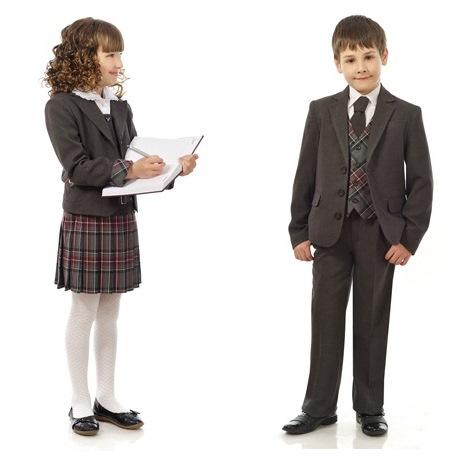 Как выбрать школьную форму ребенку?
