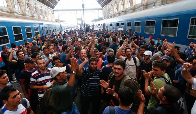 Австрія вживе заходів для скорочення числа мігрантів у країні