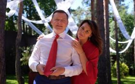 Известный украинский депутат женился: появились первые свадебные фото