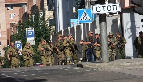 """ОБСЄ: бойовики заважають спостерігачам і """"глушать"""" безпілотник"""