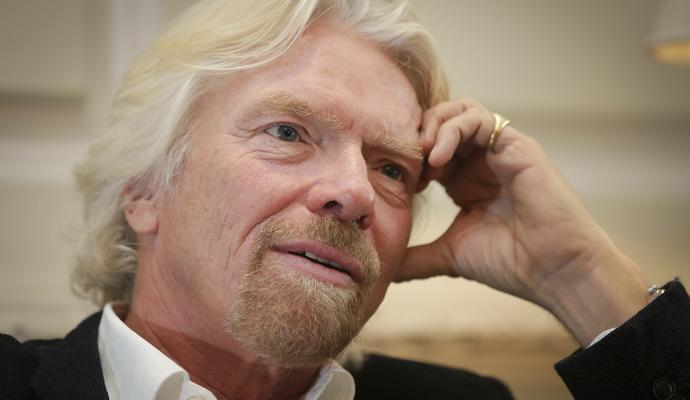 Миллиардер Брэнсон планирует инвестировать в украинские стартапы