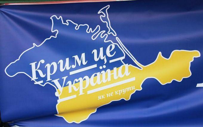 На захваченный Крым будут вещать 5 украинских каналов