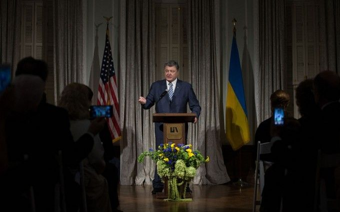 Порошенко зробив важливу заяву щодо летальної зброї для України