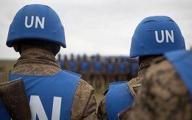 В Украине раскритиковали новое заявление Кремля по миротворцам ООН на Донбассе