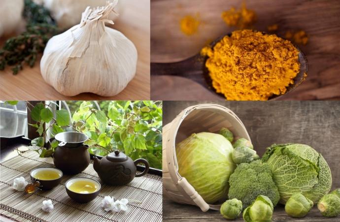 Продукты, которые помогут печени справиться с токсинами (8 фото)